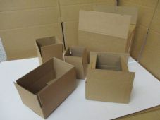"8x6x4""  S/W carton - Collection only - price includes vat."